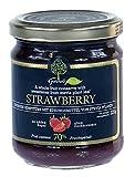 -carb Erdbeer Fruchtaufstrich 70% Fruchtanteil ohne Zuckerzusatz (60% weniger Zucker als Marmelade) 225g