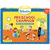 Skillmatics Educational Game: Preschool Champion, 3-6 Years, Multi Color