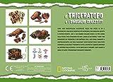 Il-triceratopo-e-i-dinosauri-corazzati-Dinosauri-3D-Ediz-illustrata-Con-Puzzle
