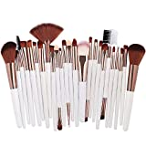 Pennelli Make Up Set Pennelli Trucco,Pennelli Make Up Set Pennelli Trucco,Pinceaux Maquillage Cosmétique Professionnel,Pinselset Make Up Pinsel Set,Profesionales Para Maquillaje Kit,25Pcs Completos