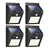 Demeu 20 LED Lights,【Kaufen 4, automatische Preisänderung】 Outdoor Waterproof Lighting, can be Used for Garden, Fence, Stair, Yard or Driveway. …