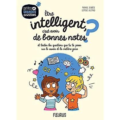 Être intelligent, c'est avoir de bonnes notes ? Et toutes les questions que tu te poses sur le savoir et la matière grise. (Petites et grandes questions t. 15)