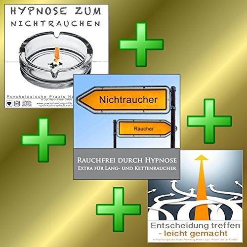 Rauchfrei-Hypnose-Sammlung zum Vorzugspreis / ... wenn die Nikotin-Sucht sich einfach in Luft auflöst (Luft Sammlung)