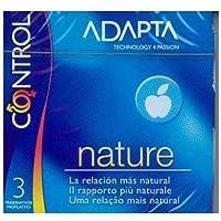 Control Adapta Nature Kondom 3 Stück preisvergleich bei billige-tabletten.eu