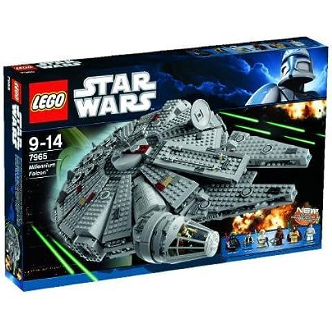 LEGO® Star Wars Millennium Falcon w/ Darth Vader | 7965 by LEGO