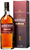 Auchentoshan Blood Oak Limited Release 2015 (Whisky 0.7 L (with Gift Bag) by Auchentoshan