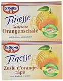 Dr. Oetker Finesse 2er Orangenfrucht, 33er Pack (33