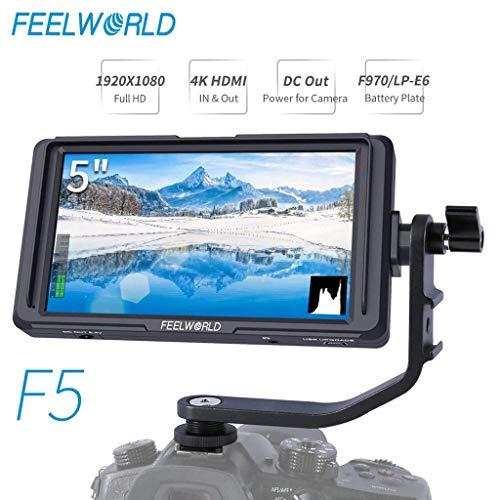 5-Zoll-DSLR-Kamera für Feldmonitor Kleines Full HD-Video (1920x1080) Digitaler SLR-Kamerafeldmonitor ()