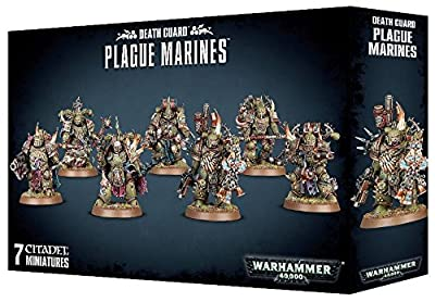Death Guard - Plague Marines 43-55 - Warhammer 40,000