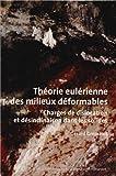 Théorie Eulérienne des milieux déformables - Charges de dislocation et désinclinaison dans les solides.