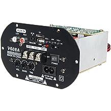 GOZAR V608A 80W Alta Potencia Baja Car Hi-Fi Subwoofer Amplificador Placa Módulo Tf Usb