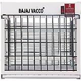 BAJAJ VACCO 2 Tube Mosquito/Insect Killer, 12-inch (White)