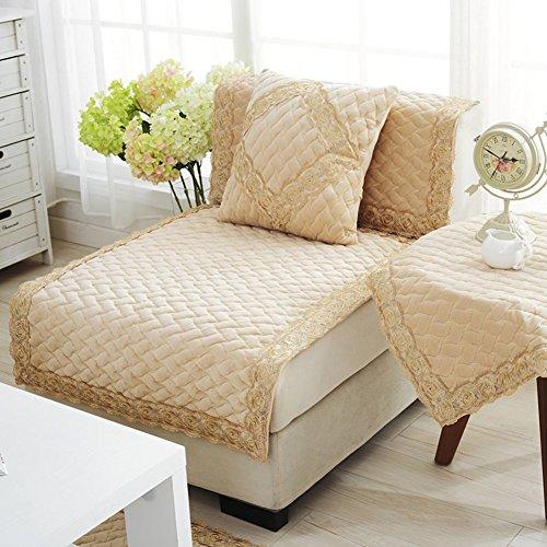 Divano cuscini/Quattro stagioni slittamento breve peluche divano tessuto tovaglioli/Divano cuscini-C