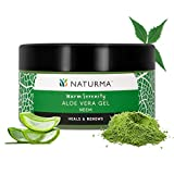 Naturma Neem Aloe Vera Gel, Natural and Organic, Heals Renews Cools, 100gm