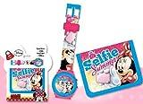 Montre avec portefeuille  Minnie - Disney