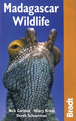 Madagascar Wildlife: A Visitor's Guide (Bradt Wildlife Guides)