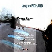 Pichard : l'uvre d'orgue 1991-2005