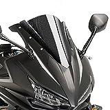 Racingscheibe Puig Honda CBR 500 R 16-18 Carbon-Look
