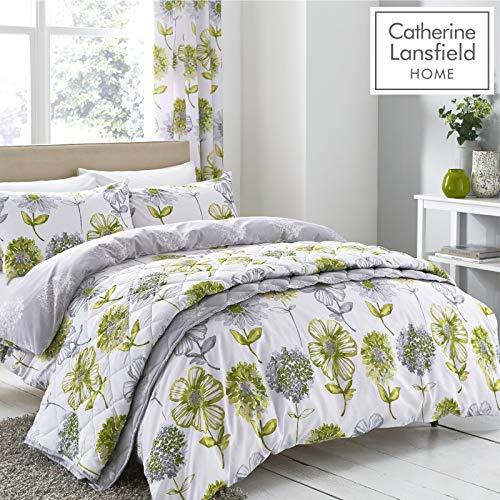 Banbury Florale Bettwäsche, grün, King Size ()
