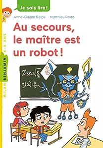 """Afficher """"Au secours, le maître est un robot !"""""""