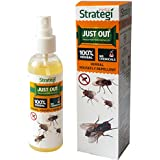 Herbal Strategi Fly Repellent - 100ml