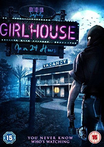 GirlHouse [DVD] by Ali Cobrin