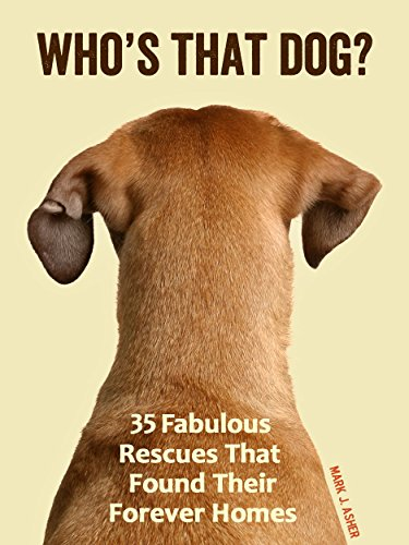 Who's That Dog: 35 Fabulous Rescues That Found Their Forever Homes (English Edition)