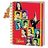 Glee A5 Hardback Notebook