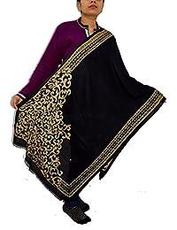 Sanvitta's Jamawar Print Viscose Women's Stole Shawl Wrap Dupatta