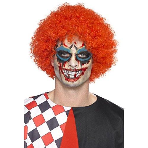 Twisted Clown Make-Up Kit, with Tattoo Transfers (Clown Kit Make-up)