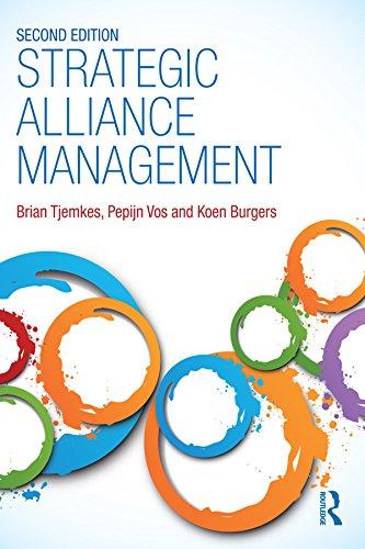 Strategic Alliance Management eBook: Brian Tjemkes, Pepijn Vos, Koen Burgers
