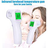 MCP Infrared Forehead Thermometer Gun