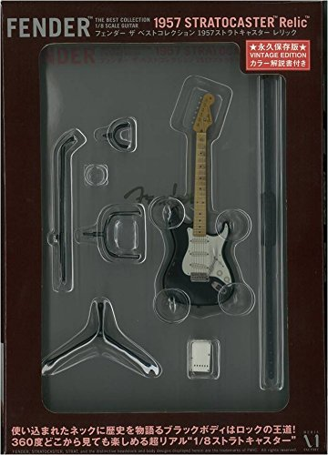 Fender the Best Collection 1957 Stratocaster Relic