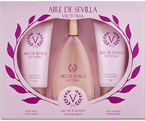 Instituto Español Pack Aire de Sevilla Victoria 3 Un 150 ml