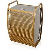 Möve Wäschekorb, Bamboo