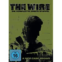 The Wire - Die komplette zweite Staffel [5 DVDs]