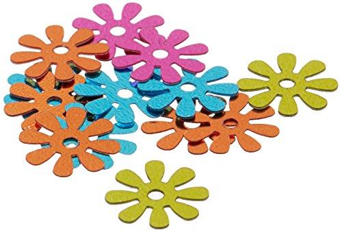 Konfettis Hippie Flower Power (Party Jahre 70er Themen)