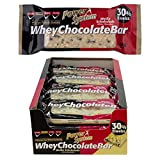 Power System Crispy Whey Chocolate Bar - Whey Protein Crisp Bar (16er Pack)