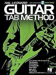Hal Leonard Guitar Tab Method Book/Audio 3 by Michael Mueller (2014-10-01)