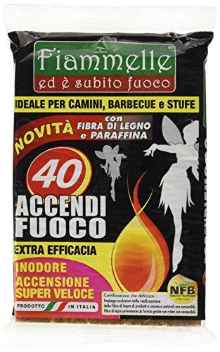 NAPPI FIAMMELLE ACC/FUOCO 40 CUBI