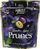 Forest Feast Premium Fruit Doypacks Jumbo Agen Prunes 250 g (Pack of 4)