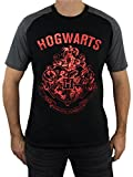 HARRY POTTER Herren Hogwarts T-Shirt Small