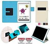 reboon Hülle für Odys Junior Tab 8 Pro Tasche Cover Case Bumper | in Beige | Testsieger