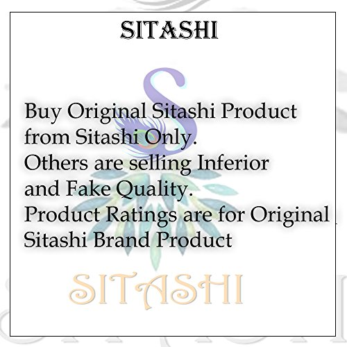 Sitashi Heart Shape Ad And Gold Plated Big Size Pendant Necklace Set For Women