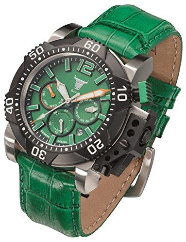 Armbanduhr Bison -No. 5- BI0005GR