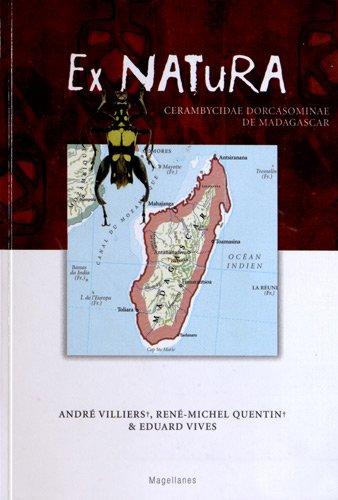Cerambycidae Dorcasominae de Madagascar
