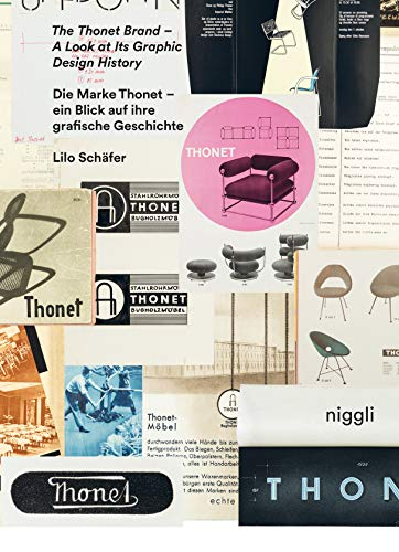 The Thonet Brand - A Look at its Graphic Design History Buch-Cover