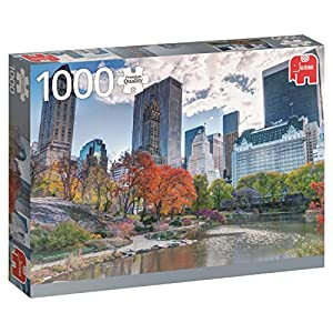 Jumbo pcs Central Park, New York, Puzzle de 1000 Piezas (618350)