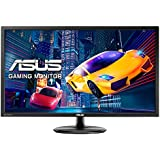 "ASUS VP28UQG 28"" 4K UHD 3840 x 2160 1ms Display Port HDMI Adaptive Sync FreeSync Eye Care Gaming Monitor"