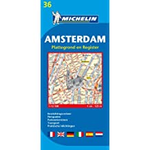 Plan Michelin Amsterdam